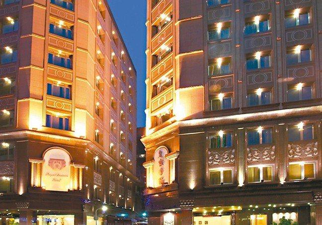 上半年有包括近日剛揭露的「皇家季節酒店」台北館等多起飯店轉手交易。