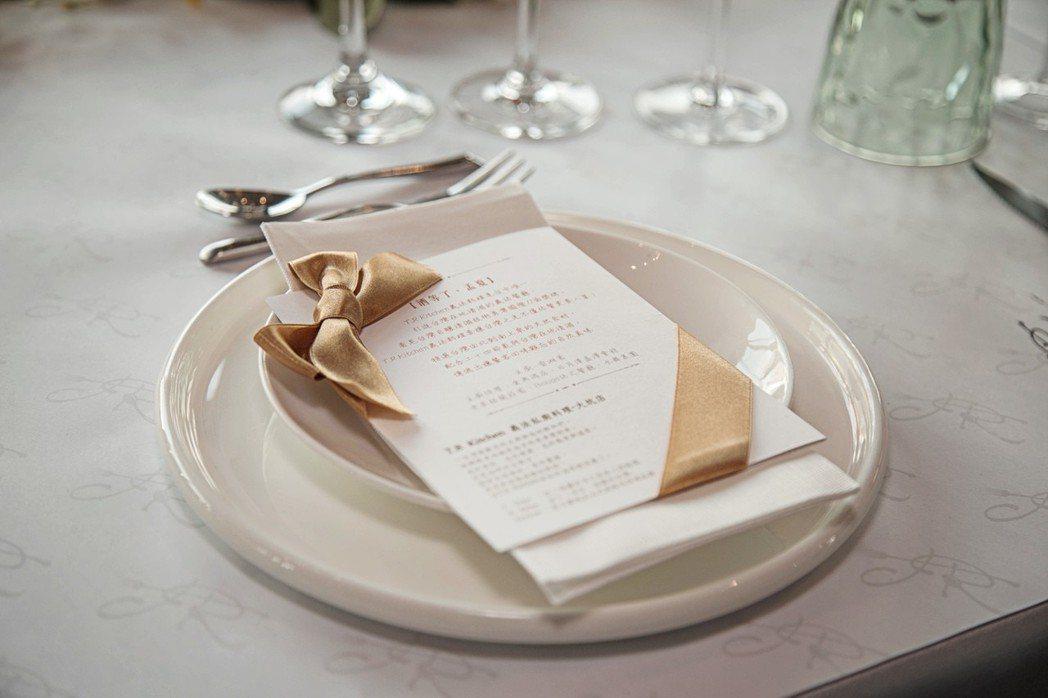 台中T.R Kitchen推「酒等了,孟夏」清酒餐酒饗宴。鄭芝珊/攝影