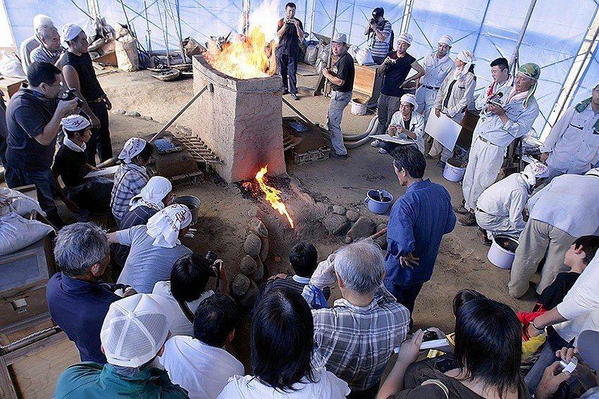 日本愛媛大學專精研究東亞古代鐵器文化,研究成果與實驗經驗豐富。 十三行博物館/提...