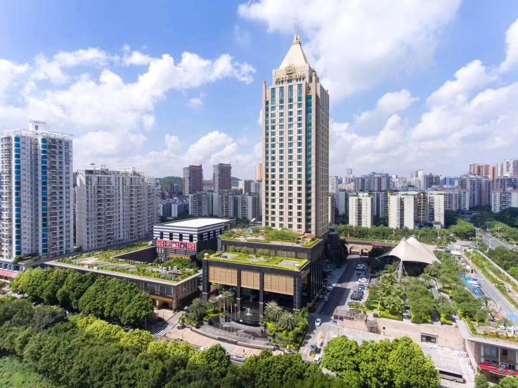 明深圳墨緣展開幕式於友和大飯店舉辦。