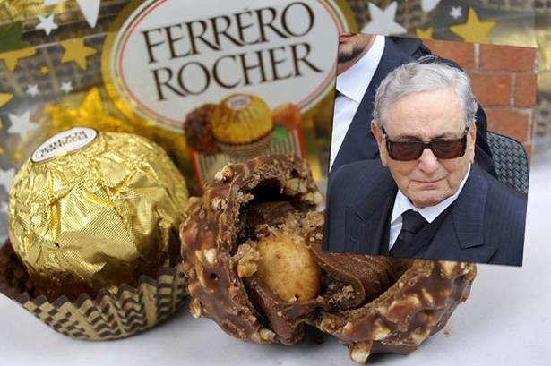 義大利知名巧克力製造商費列羅,正尋找60名負責品嚐產品的「味覺評審」。取自網路