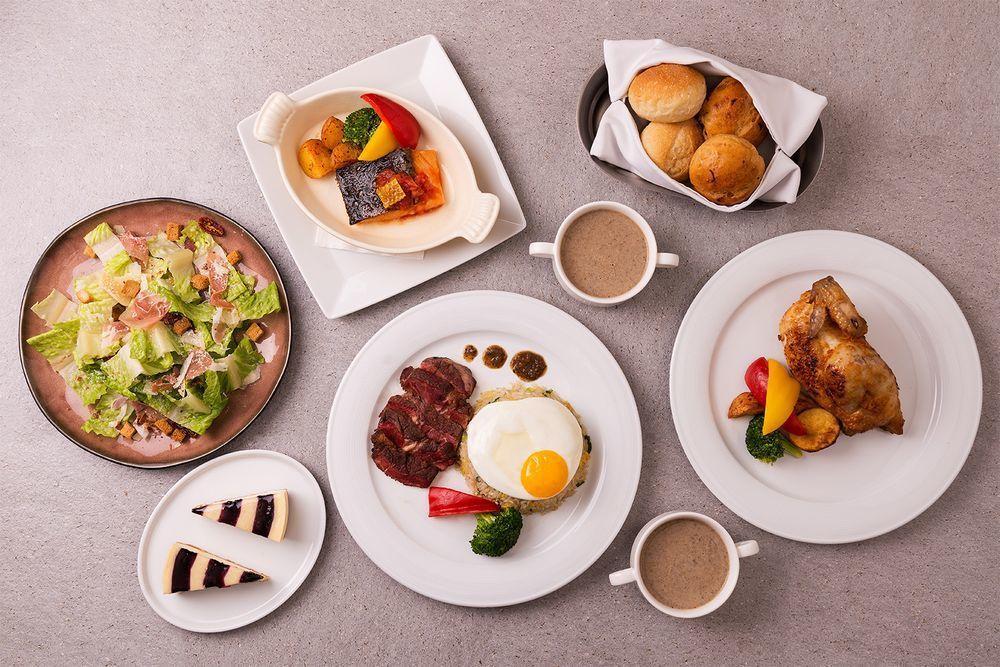 The Chapter Café_無國界旅人雙人分享餐。