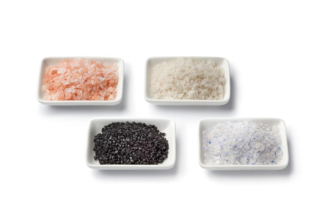 所謂的好鹽,就是礦物質平衡的鹽,因此唯有從海裡採集的鹽屬之。 圖/ingimag...