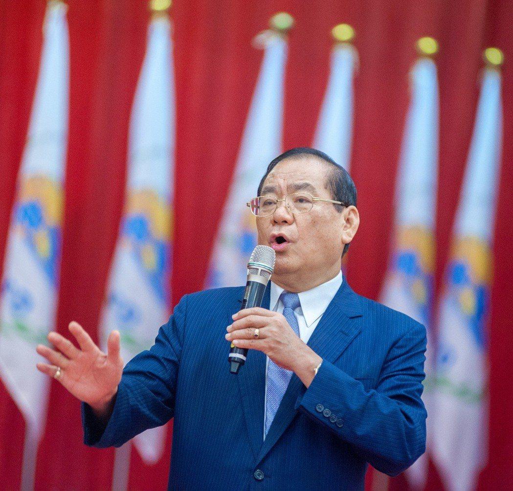 前總統府秘書長曾永權獲選世界自由民主聯盟中華民國總會第22屆理事長。