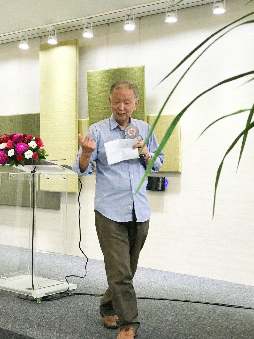 清大名譽教授李家同說,在課堂上很會發問,且追根究底的學生在若干年後證實都有相當好...