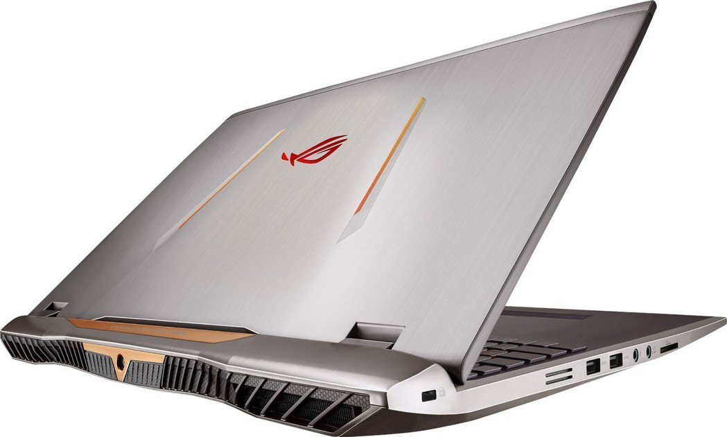 ROG G703GI跑出當前最佳CINEBENCH R15數字。 擷取於網路。