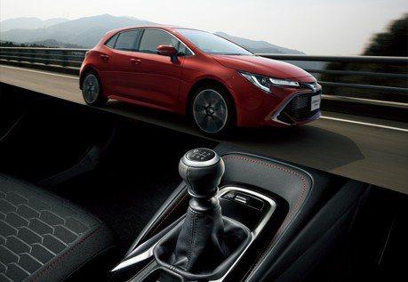 Toyota日規Corolla Sport新式手排上陣 歐規Auris Touring Sports旅行車捕獲