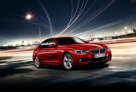大改款前拚銷售 BMW 3系列豪華白金版限定上市