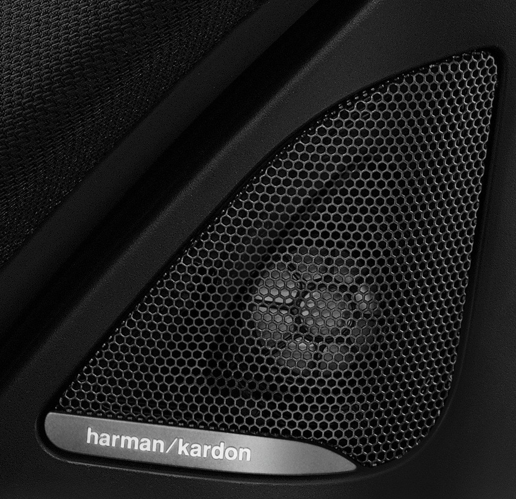 harman kardon高音喇叭組。 圖/汎德提供