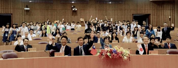 日香川縣與中科大共同主辦香川之旅行程設計日語競賽。 校方/提供