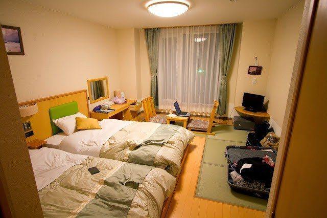 ▲北海道住宿-Rausu Daiichi Hotel。(圖/粒粒玲子)