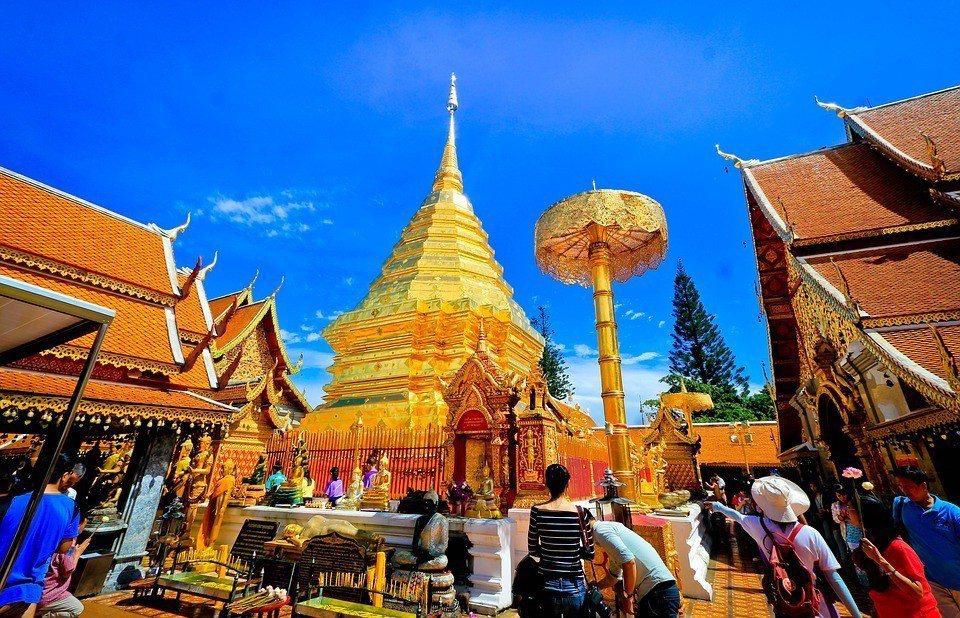 泰國。 圖/Pixabay
