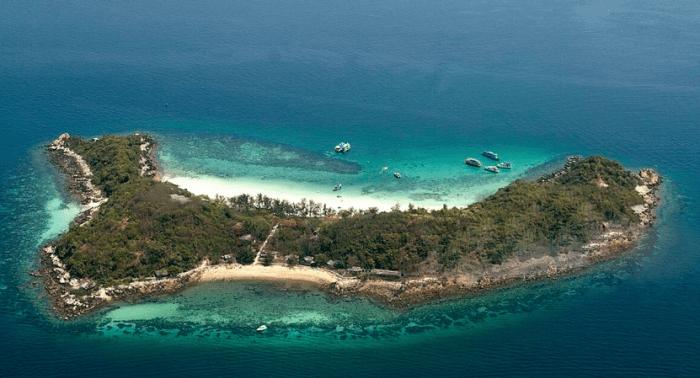 薩島(Koh Sak)。 圖/scubadivingpattaya.asia