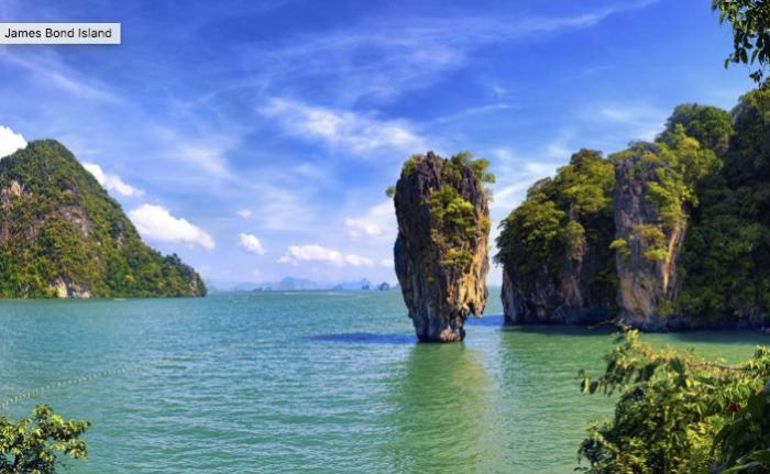 攀牙灣。 圖/phuket.com