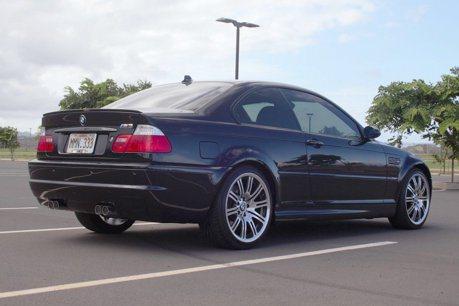 只開了280km的BMW E46 M3 樣樣都好卻多了這個...
