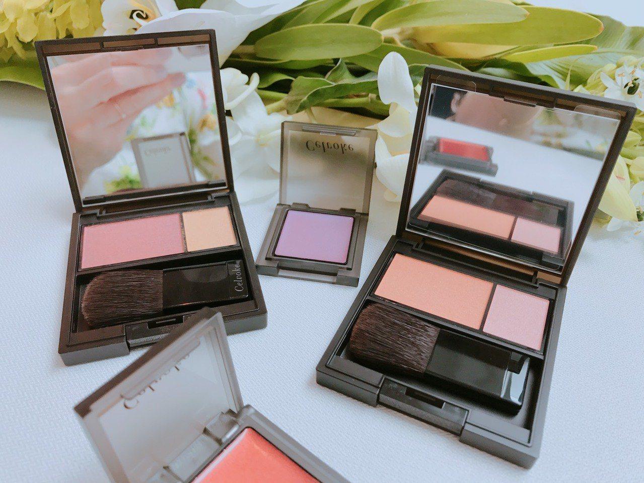 Celvoke思歐珂全系列彩妝皆訴求不含矽靈、合成香料、動物成分、紫外線吸收劑、...
