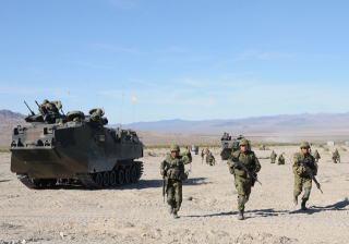 水陸機動團是日本陸上自衛隊首次成立的水陸兩棲作戰部隊,主要任務在離島遭占領時的奪...