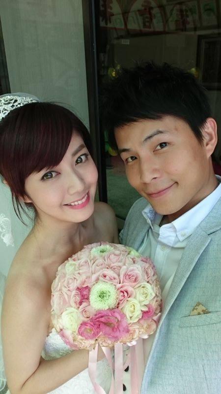 孫協志2011 年與韓瑜結婚,無奈婚姻僅維持4年離婚。圖/摘自臉書
