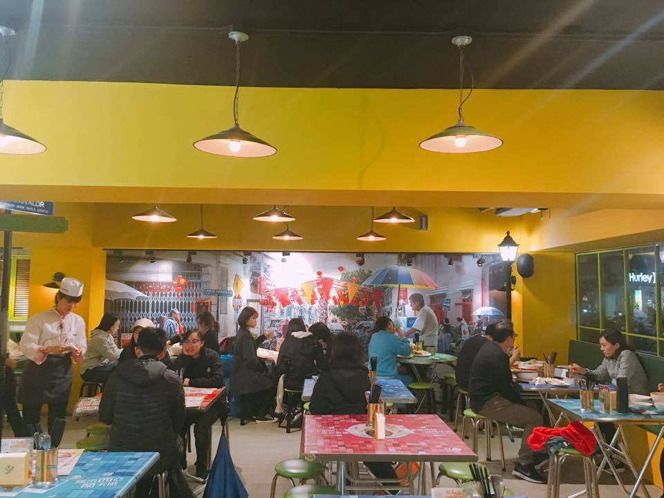 星馬料理Mamak檔搭上銅板風潮推出父親節優惠活動。圖/摘自Mamak檔粉絲團