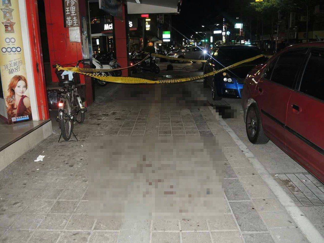 新北市三重區今年6月傳喋血街頭,事件造成2死1重傷,死者都是一刀斃命,警方一天之...