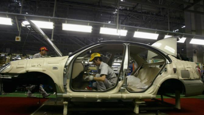 日本車載電池面臨研發競爭,日産認為從外部採購更有效率。 圖/取自經濟通