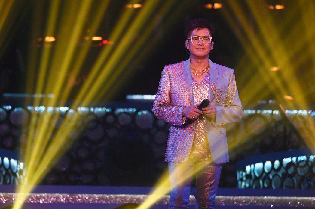 譚詠麟5日在香港開唱。圖/寬魚提供