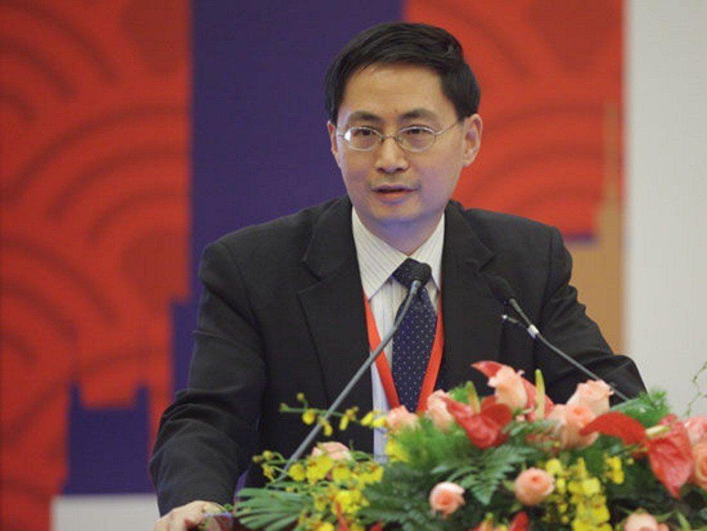 中國人民銀行貨幣政策委員會委員、清華大學金融與發展研究中心主任馬駿。新浪財經