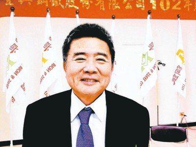 豐興董事長林明儒