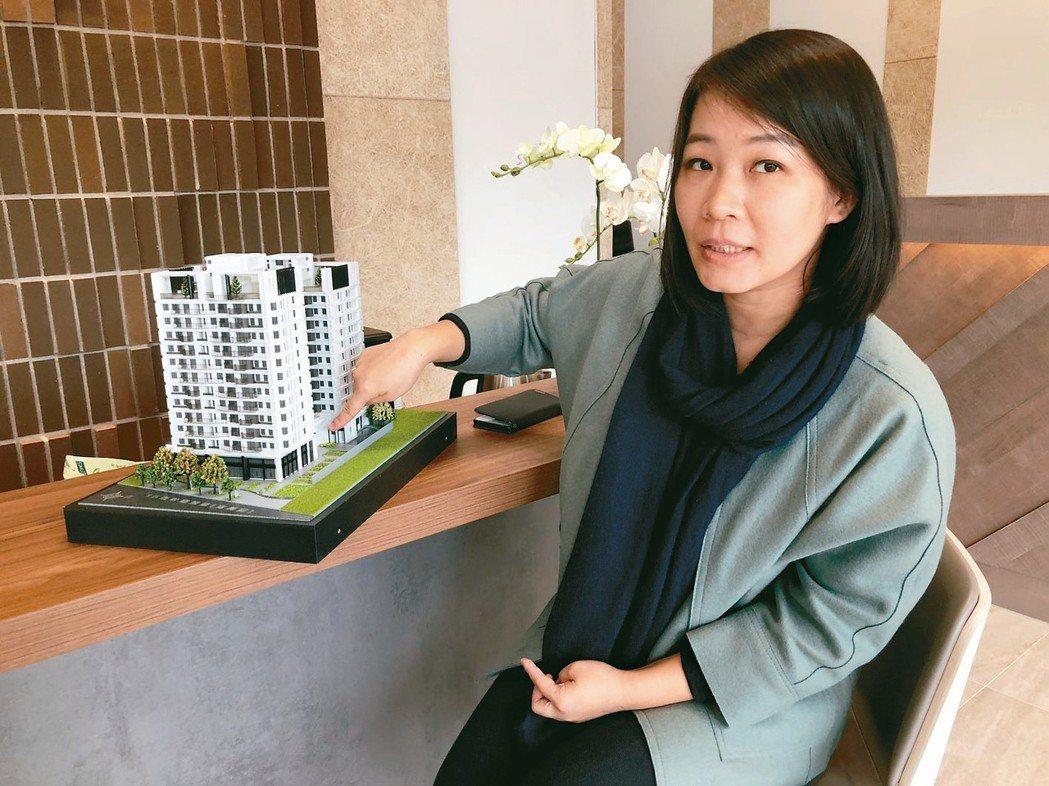 總太地產董事長翁毓羚用非典型的房產行銷觀念,為台中房地產界注入不同的經營思維。 ...
