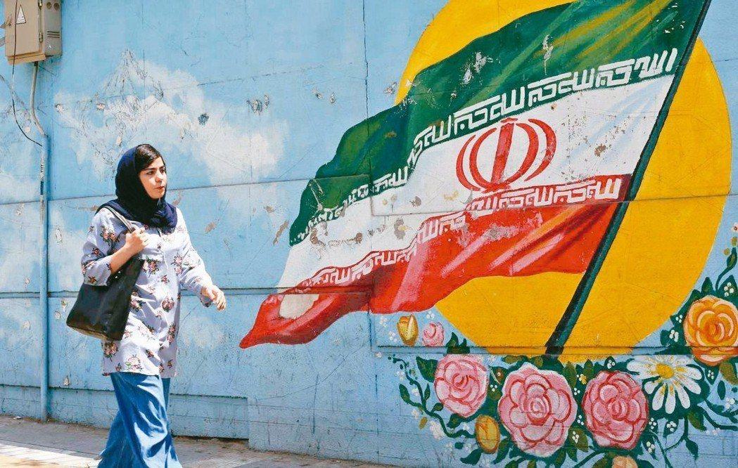 美國將於7日開始執行對伊朗的第一階段制裁。 法新社