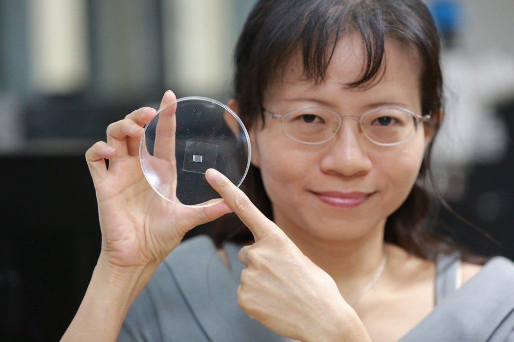 「微量分子感測基片」已發表國際排名前5%的頂尖期刊「Sensors and Ac...