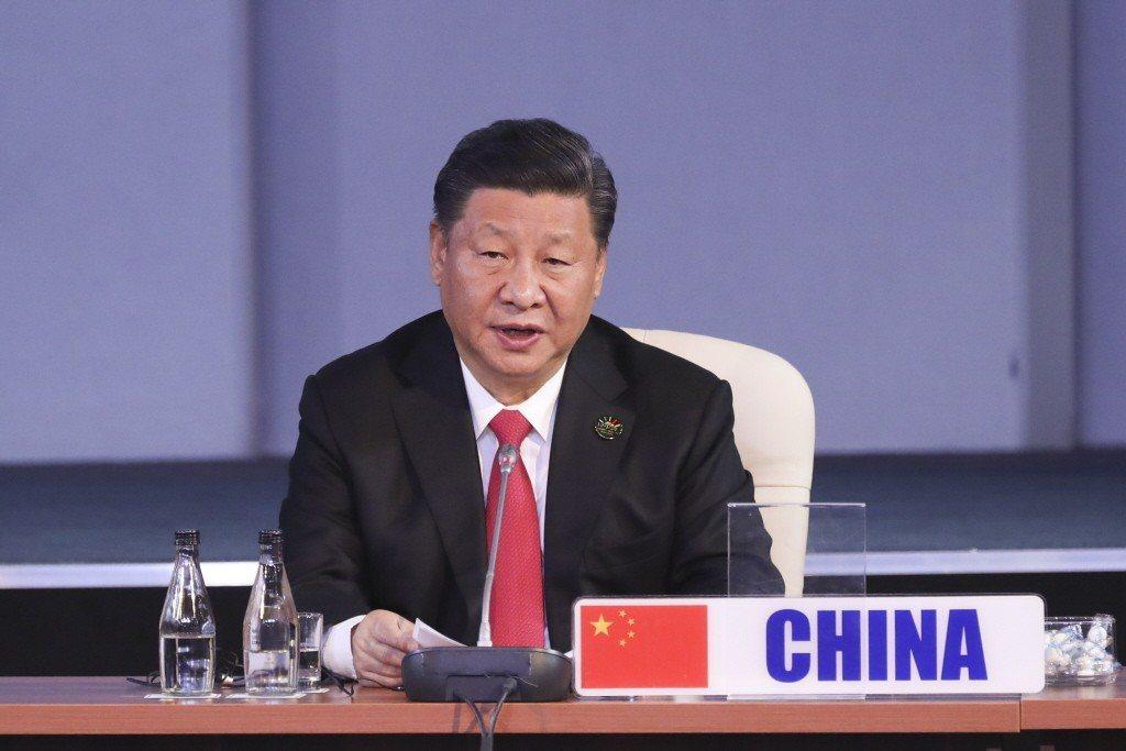中國大陸國家主席習近平提出要讓世界各地華人共享中國夢。 中新社