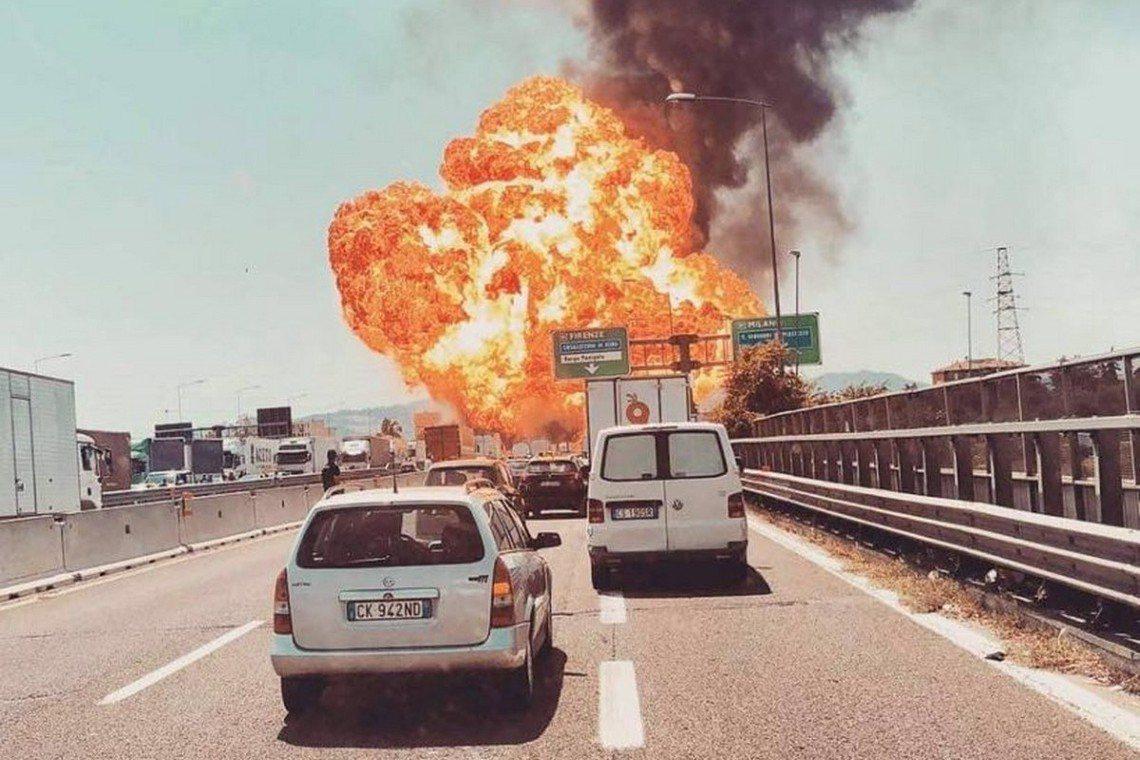 圖/義大利消防署