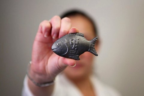 目前幸運小鐵魚與國際型NPO組織合作,使全球66國的人民皆可順利獲得小鐵魚。圖/...