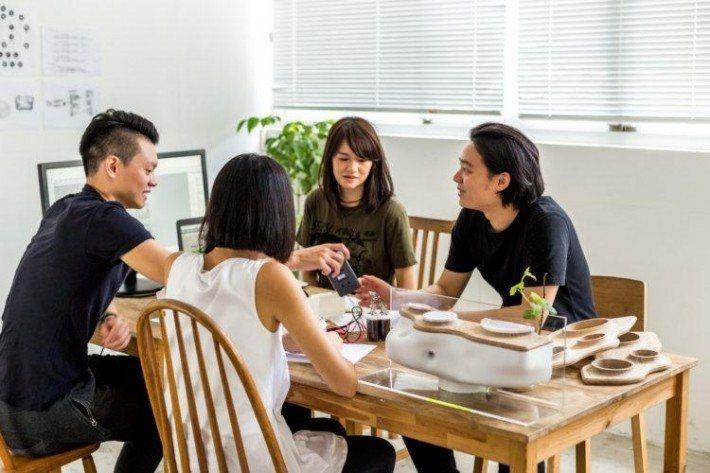 Bionicraft團隊將持續致力於開發創新廚餘處理方法。圖/Bionicraf...