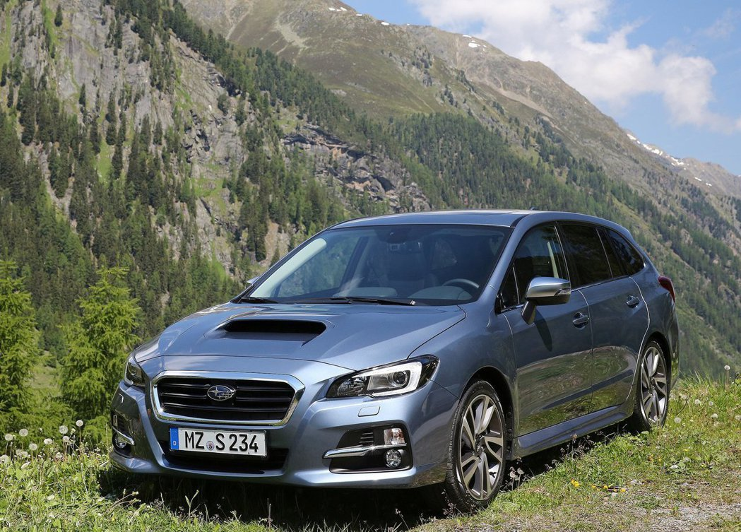 Subaru Levorg 2.0 GT-S EyeSight,平均油耗有11.1km/L表現。 摘自Subaru