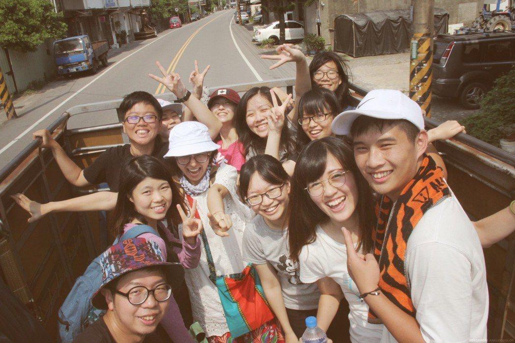 自2010年至今,夢想騎士的足跡已遍佈台灣、西藏、馬來西亞和歐洲。圖/夢想騎士提...