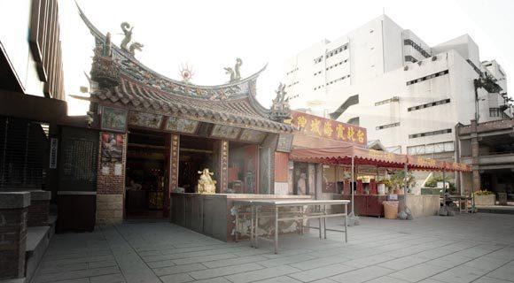 圖/台北霞海城隍廟