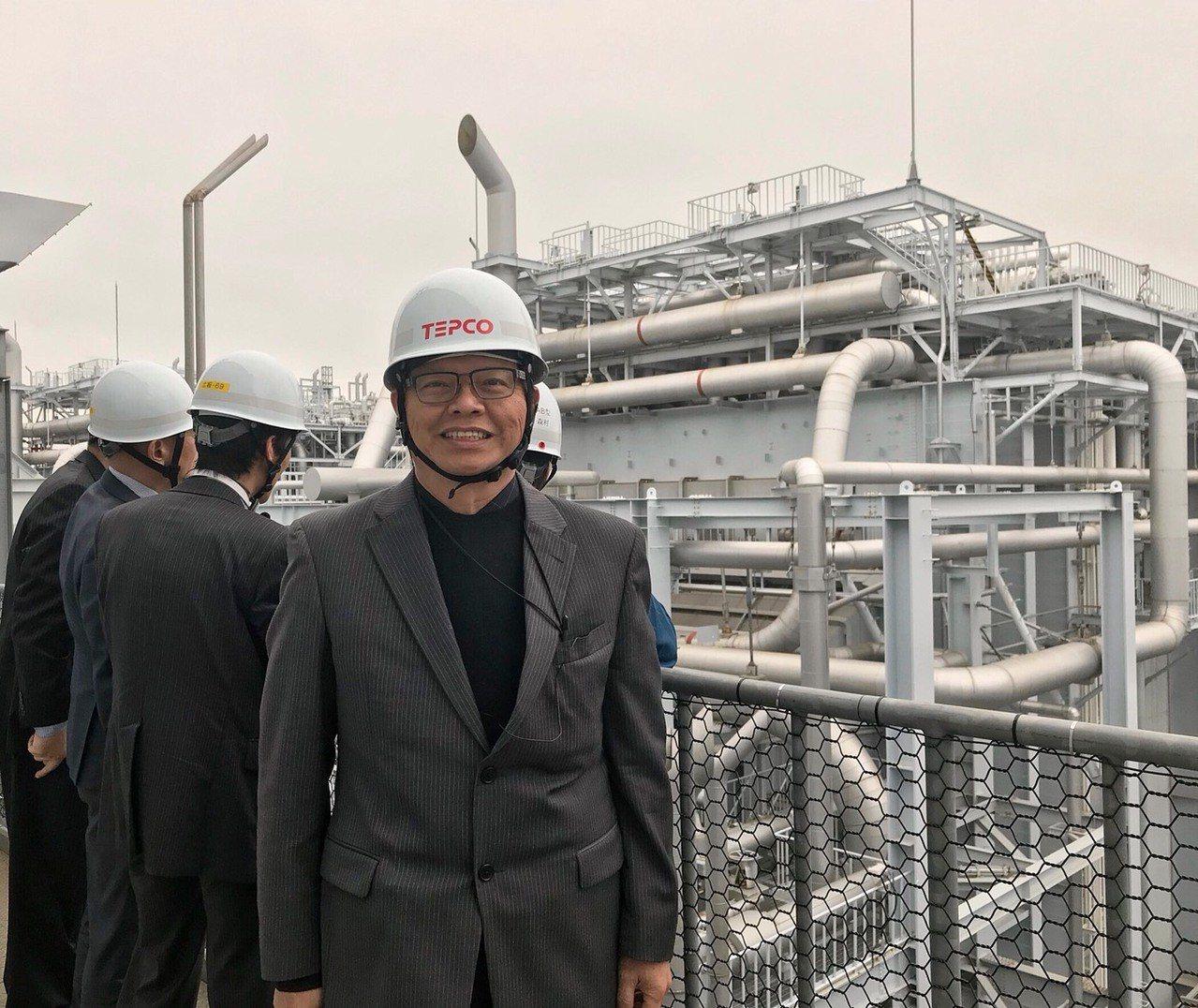 星元電力董事長張國鑫。作者/提供