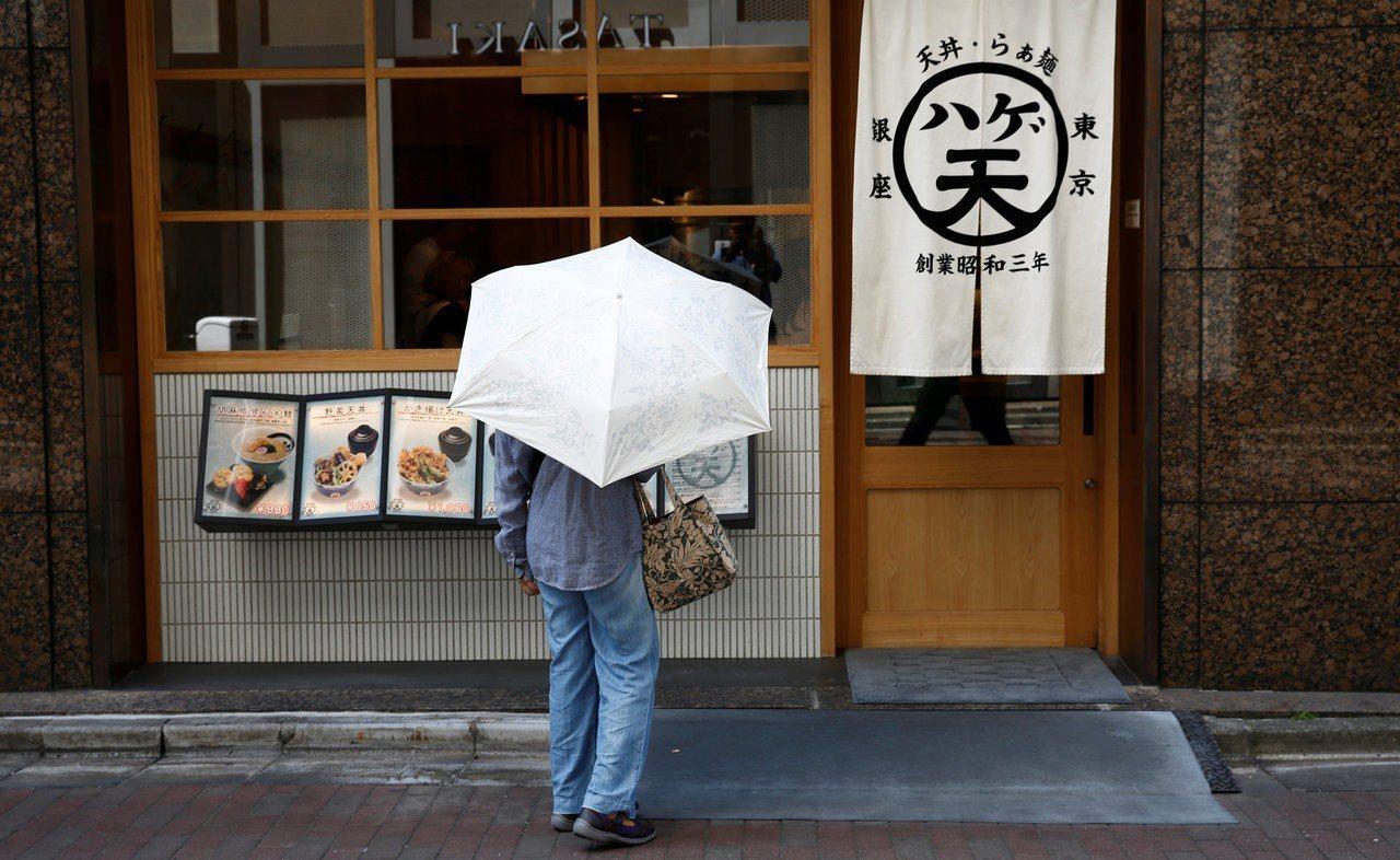 日本6月家庭支出下滑,連跌五個月。 路透