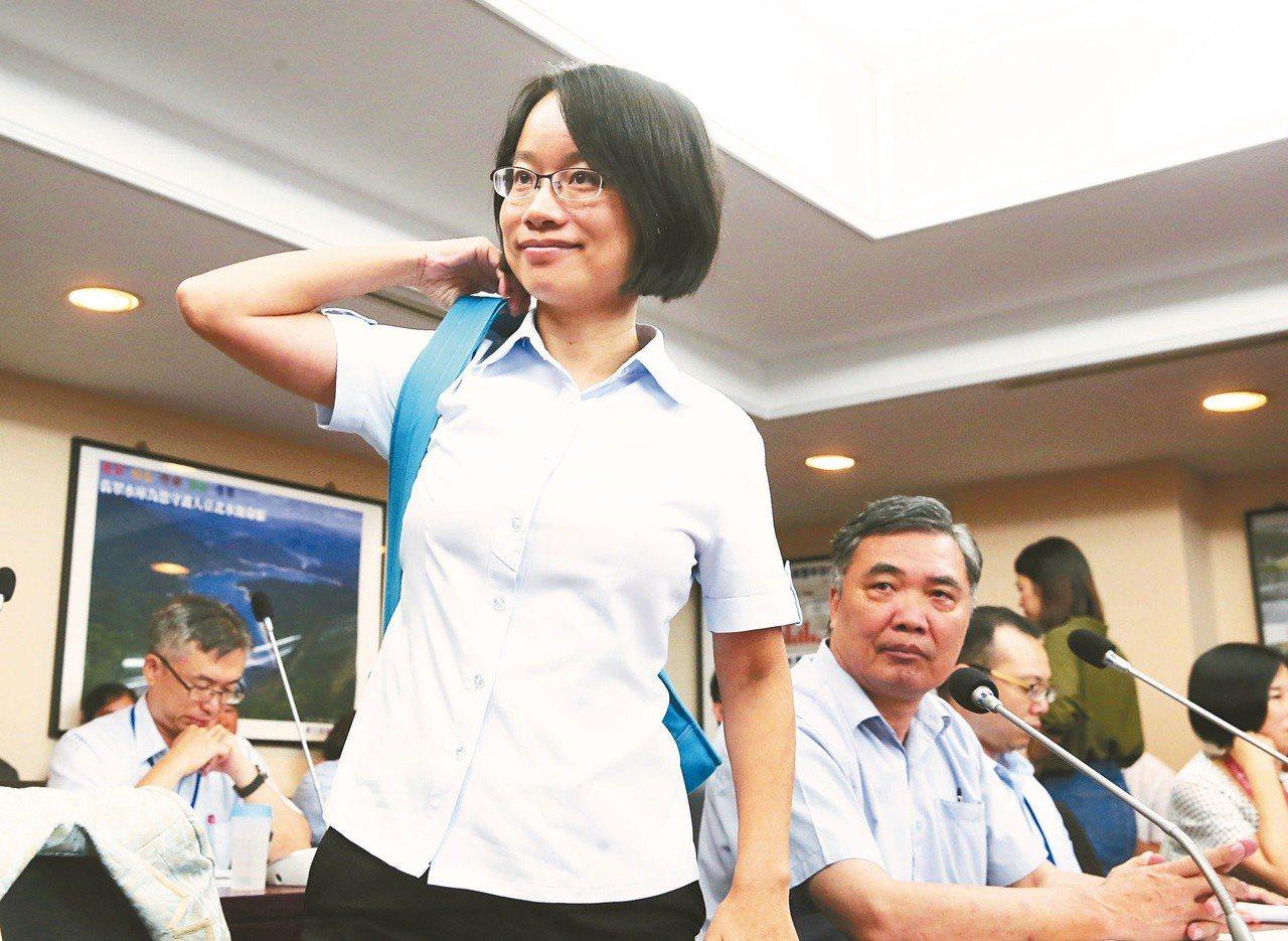 北農總經理吳音寧。聯合報系資料照/記者徐兆玄攝影