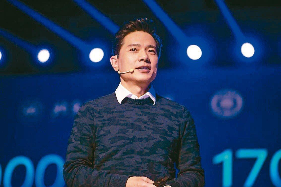 百度CEO李彥宏。(法新社資料照片)
