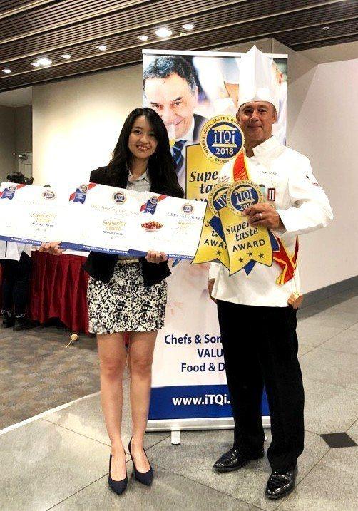 台南在地品牌「DoGa 香酥脆椒」,獲得3項指標性的國際美食大獎。圖/DoGa ...