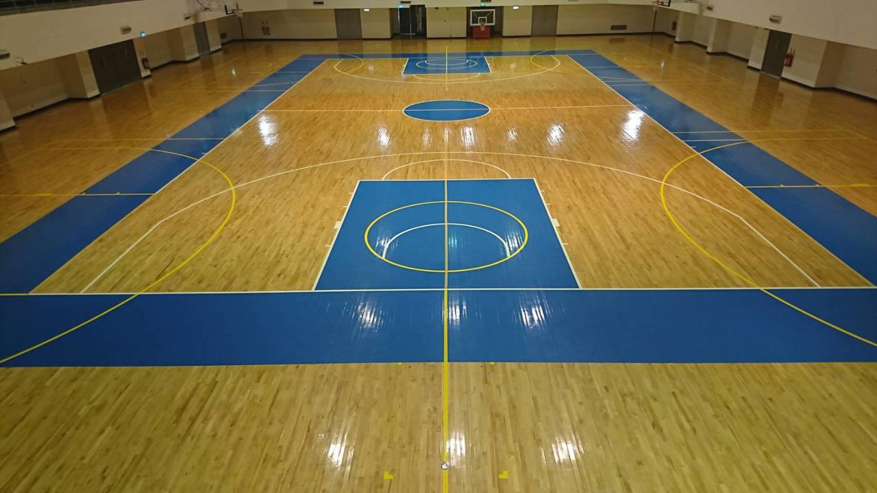 HBL高中籃球聯賽首度移師竹市,今年10月點燃戰火。圖/新竹市府提供