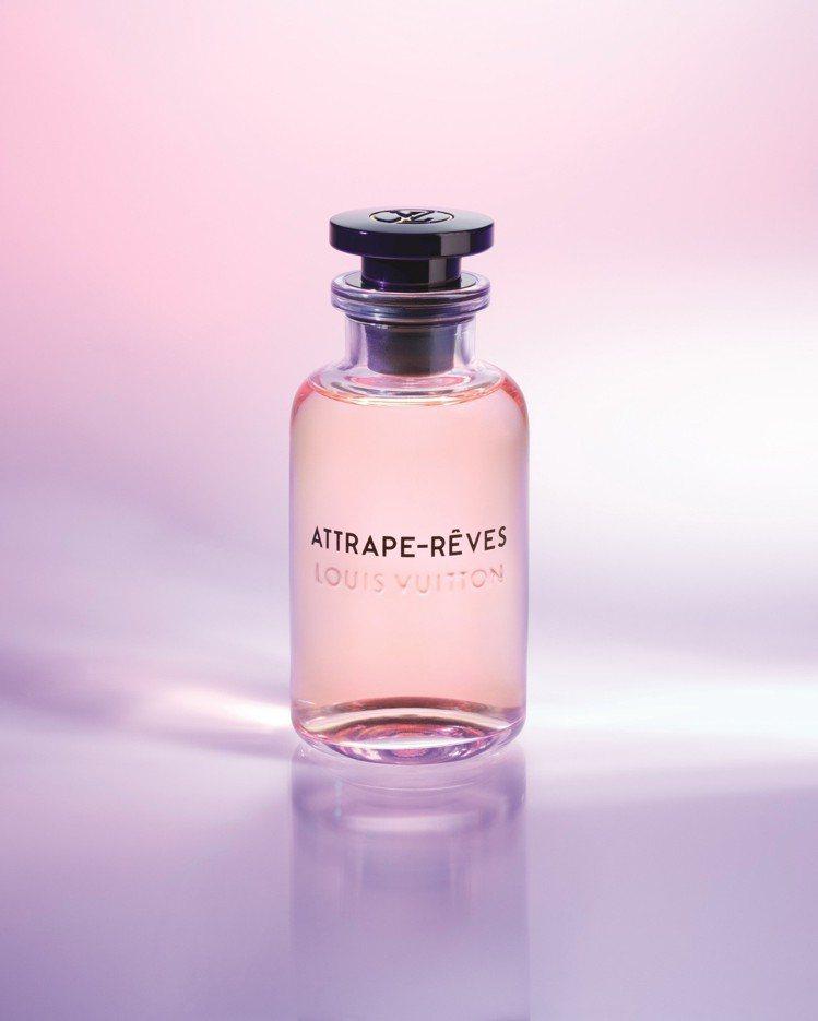 路易威登全新香氛「Attrape-Reves追夢」是一款散發魔幻魅力、特色出眾的...