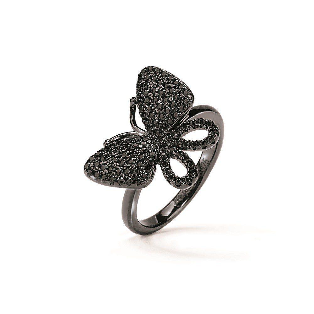Folli Follie Wonderfly系列戒指,2,590元。圖/Foll...