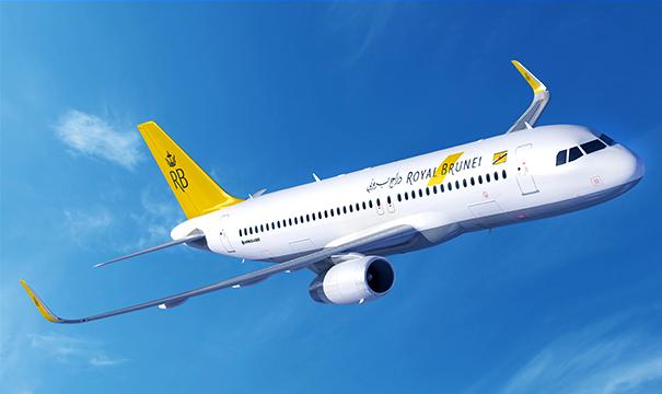 汶萊皇家航空近日宣布將重返台灣市場,12月初啟航汶萊-台北航線。圖/汶萊皇家航空...