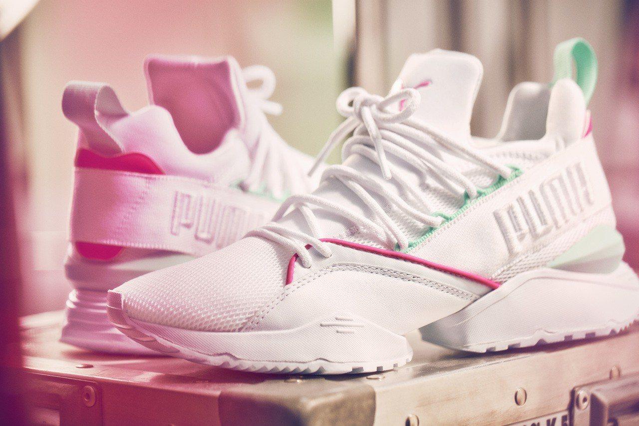 PUMA Muse Maia Street系列鞋,約3,280元。圖/PUMA提...