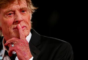 81歲的美國老牌影星勞勃瑞福拍戲一甲子,竟宣布將退休,而今年推出的新電影「老人與槍」(The Old Man & The Gun)就是他的告別作,之後不再拍戲,表示至少不再當演員。據外媒報導...