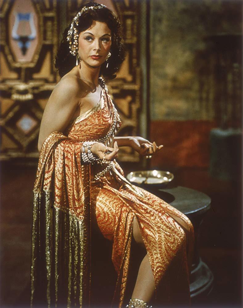 海蒂拉瑪是好萊塢最經典的「妖姬」。圖/摘自imdb